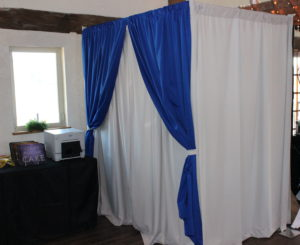 Enclosed Photobooth